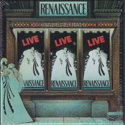 RENAISSANCE(ANNIE HASLAM)/Live At The Carnegie Hall: 3CD Box Edition (1976/Live) (ルネッサンス/UK)