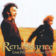 RENAISSANCE(JANE RELF)/Live Fillmore West 1970 (1970/Live) (ルネッサンス/UK)