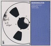 ROEDELIUS/Tape Archive Essence 1973-1978 (1973-78/Comp.) (ローデリウス/German)
