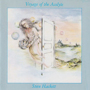 STEVE HACKETT/Voyage Of The Acolyte(Used CD) (1975/1st) (スティーヴ・ハケット/UK)