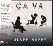 SLAPP HAPPY/Ca Va(サ・ヴァ)(Used CD) (1998/Reunion) (スラップ・ハッピー/German,UK,USA)
