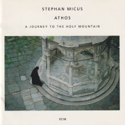 STEPHAN MICUS/Athos: A Journey To The Holy Mountain(Used CD) (1994/14th) (ステファン・ミクス/German)