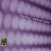 STEVE REICH/Variations for Winds Strings and Keyboards (1974+84) (スティーヴ・ライヒ/USA)