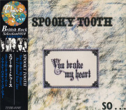 SPOOKY TOOTH/You Broke My Heart(ユー・ブローク・マイ・ハート)(Used CD) (1973/5th) (スプーキー・トゥース/UK)