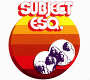 SUBJECT ESQ./Same (1972/only) (サブジェクト・エスク/German)