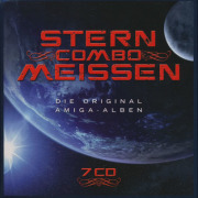 STERN-COMBO MEISSEN/Die Original Amiga-Alben(Used 7CD BOX) (1977-87/1-7th) (スタイン・コンボ・マイセン/DDR)