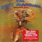 SOFT MACHINE/Volume 2 (1969/2nd) (ソフト・マシーン/UK)