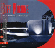 SOFT MACHINE/Live At Henie Onstad Art Centre 1971(ライヴ・イン・ノルウェー 1971) (ソフト・マシーン/UK)