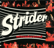 STRIDER/Misunderstood (1974/2nd) (ストライダー/UK)