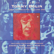 TOMMY BOLIN/From The Archives Vol.1(Used CD) (1971-76/Unreleased Comp.) (トミー・ボーリン/USA)