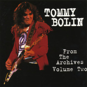 TOMMY BOLIN/From The Archives Vol.2(Used CD) (1971-76/Unreleased Comp.) (トミー・ボーリン/USA)