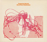 TANGERINE DREAM/Electronic Meditation(Used CD) (1970/1st) (タンジェリン・ドリーム/German)
