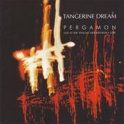 TANGERINE DREAM/Pergamon: Live At The <Palast Der Republik> GDR (1981/Live) (タンジェリン・ドリーム/German)