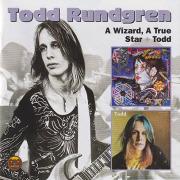 TODD RUNDGREN/A Wizard, A True Star + Todd(Used 2CD) (1973+74/4+5th) (トッド・ラングレン/USA)