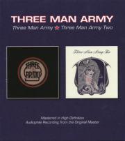 THREE MAN ARMY/Same + Two (1973+74/2+3th) (スリー・マン・アーミー/UK)