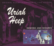 URIAH HEEP/Demons And Wizards(Used CD) (1972/4th) (ユーライア・ヒープ/UK)