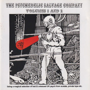 V.A./The Psychedelic Salvage Company Volume 1&2(Used 2CD) (1960s-70s/Comp.) (サム ゴパール他/UK,Ireland)