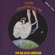 VAN DER GRAAF GENERATOR/H to He Who Am The Only One(Used CD) (1970/3rd) (ヴァン・ダー・グラーフ・ジェネレーター/UK)