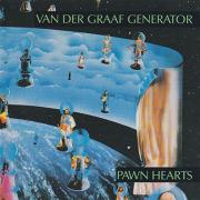 VAN DER GRAAF GENERATOR/Pawn Hearts(Used CD) (1971/4th) (ヴァン・ダー・グラーフ・ジェネレーター/UK)