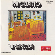 VIVENCIA/Mi Cuarto(Used CD) (1973/2nd) (ヴィヴェンシア/Argentina)