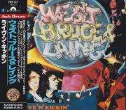 WEST BRUCE & LAING/Live 'n' Kickin'(ライヴ・ン・キッキン)(Used CD) (1974/Live) (ウエスト・ブルース&レイング/USA,UK)