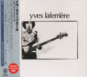 YVES LAFERRIERE/Same(イヴ・ラフェリエール)(Used CD) (1978/1st) (イヴ・ラフェリエール/Canada)