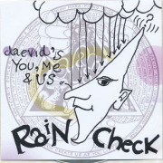 YOU ME & US/Rain Check(レイン・チェック) (2018/DVD) (ユー・ミー&アス/UK,Japan)