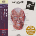 AREA/Maledetti(呪われた人々) (1976/5th) (アレア/Italy)