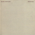 BRIAN ENO/Music For Films (1976/5th) (ブライアン・イーノ/UK)