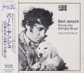 BERT JANSCH/Nicola+Birthday Blues(ニコラ+バースデイ・ブルース)(Used CD) (1967+68/4+5th) (バート・ヤンシュ/UK)