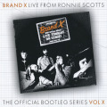 BRAND X/Live From Ronnie Scotts: London September 1976 ( 1976/Live) (ブランド X/UK)