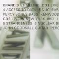BRAND X/Timeline(Used 2CD) (1977+93/Live) (ブランド・エックス/UK)
