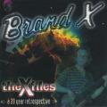 BRAND X/The X Files (1976-1999/Rare&Unreleased) (ブランド X/UK)