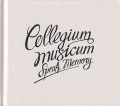 COLLEGIUM MUSICUM/Speak, Memory(CD+DVD) (2010/Live) (コレギウム・ムジカム/Slovak)