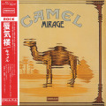 CAMEL/Mirage(ミラージュ〜蜃気楼) (1974/2nd) (キャメル/UK)