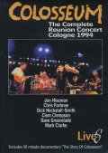 COLOSSEUM/The Complete Reunion Concert Cologne 1994(DVD) (1994/Live) (コロシアム/UK)