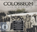 COLOSSEUM/Live In Germany(2CD+DVD) (1969-71/Live) (コロシアム/UK)