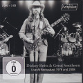 DICKEY BETTS & GREAT SOUTHERN/Live At Rockpalast 1978 & 2008(2DVD+3CD) (1978+08/Live) (ディッキー・ベッツ&グレート・サザン/USA)