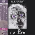 E. A. POE/Generazioni(Storia di Sempre)(世代~反逆の物語)(Used CD) (1974/only) (エドガー・アラン・ポー/Italy)