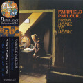 FAIRFIELD PARLOUR/From Home To Home(フロム・ホーム・トゥ・ホーム)(Used CD) (1970/only) (フェアフィールド・パーラー/UK)
