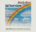 GENTLE GIANT/Interview: CD+DVDA Deluxe Edition (1976/8th) (ジェントル・ジャイアント/UK)