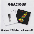 GRACIOUS/Gracious!+This Is...Gracious!!(Used 2CD) (1970+71/1+2th) (グレイシャス/UK)
