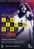 IAN GILLAN BAND/Live At The Rainbow 1977 (1977/DVD) (イアン・ギラン・バンド/UK)
