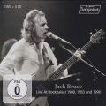 JACK BRUCE/Live At Rockpalast 1980+1983+1990(2DVD+5CD) (1980+83+90/Live) (ジャック・ブルース/UK)