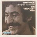 JIM CROCE/Photographs & Memories: His Greatest Hits(Used CD) (1972-74/Comp.) (ジム・クロウチ/UK,USA)