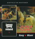 JAMES GANG/Bang + Miami (1973+74/6+7th) (ジェームス・ギャング/USA)