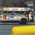 JACKSON HEIGHTS/The Fifth Avenue Bus(フィフス・アヴェニュー・バス)(Used CD) (1972/2nd) (ジャクソン・ハイツ/UK)