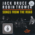 JACK BRUCE & ROBIN TROWER/Songs From The Road(CD+DVD) (2009/Live) (ジャック・ブルース&ロビン・トロワー/UK)
