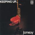 JONESY/Keeping Up(Used CD) (1973/2nd) (ジョーンズィー/UK)