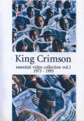 KING CRIMSON/Essential Video Collection Vol.1 (1973-95/DVDR) (キング・クリムゾン/UK)